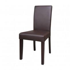 Židle TORINO hnědá 3035 Torino Jídelní židle 3035