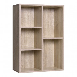 Dřevěná knihovna s 5 mřížkami Laura I Laura Knihovny MHLBC25