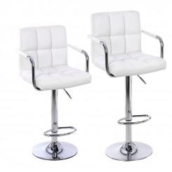 Barová židle chromová Laura I Laura Barová židle MHLJB93