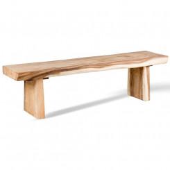 Dřevěná lavice Celyn Maroco Zahradní sedací nábytek GRD108019