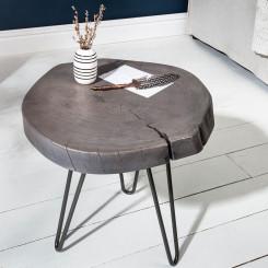 Odkládací stolek Shary šedý Shary Konferenční stolky SOG-39597