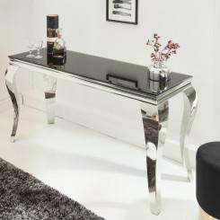 Konzolový stůl Modern Barock - Černá Modern Barock Odkládací stolky CBM-36545