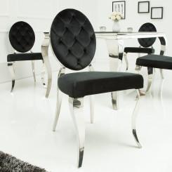 Židle Modern Barock Prošívaná Modern Barock Jídelní židle PBM-37354