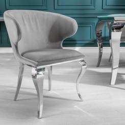 Židle Modern Barock II Šedá Modern Barock Jídelní židle CSS-38872