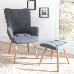 Křeslo a stolička Jimena Jimena Křesla KSS-37886