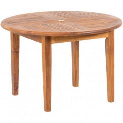 Kulatý zahradní stůl Nero I Maroco Zahradní stoly a stolky GRD11025