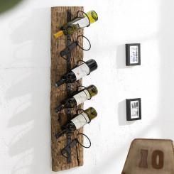 Nástěnný stojan na víno Rina Rina Stojany na víno NNS-37138