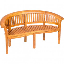 Dřevěná lavice Malia Maroco Zahradní sedací nábytek GRD11039