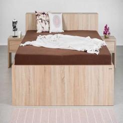 Dvoulůžková postel s úložným prostorem Madrid II Madrid Postele MHDPTRO02
