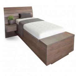 Jednolůžková postel s úložným boxem Madrid I Madrid Postele MHJPSAL03